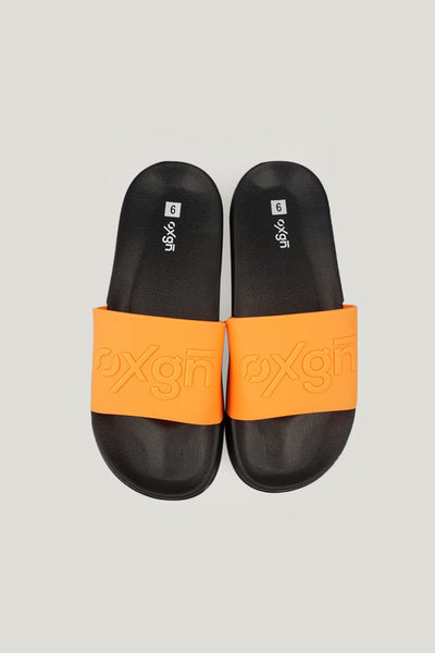 OXGN Sliders with Contrast Strap