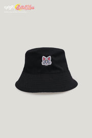 OXGN x Pretty Guardian Sailor Moon Luna & Artemis Reversible Bucket Hat