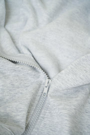Premium Threads Hoodie With Pocket and Ribbing Detail
