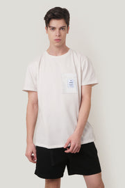 COED Unisex Fit Tee With Patch Pocket