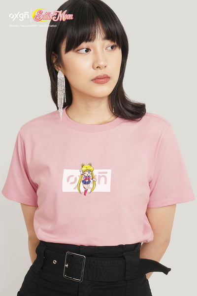OXGN x Pretty Guardian Sailor Moon Chibi Graphic T-Shirt
