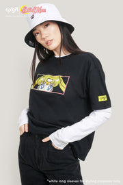 OXGN x Pretty Guardian Sailor Moon Oversized Graphic T-Shirt