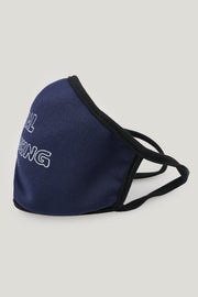 Social Distancing Club Face Mask with Filter Pocket
