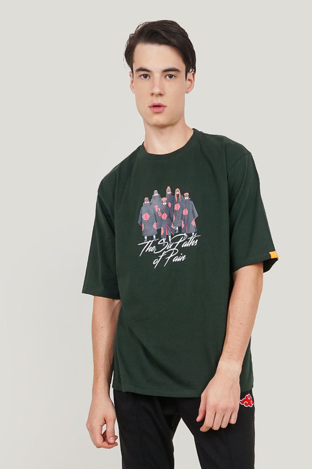 Naruto Shippuden x OXGN The Six Paths of Pain Tee