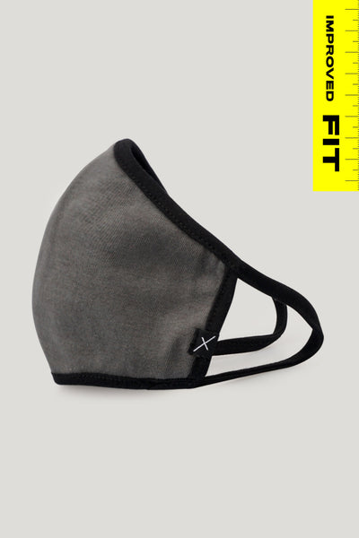 Knit Face Mask with Filter Pocket