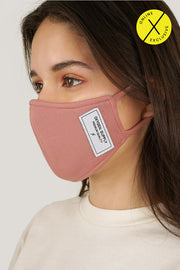 Neoprene Face Mask with Filter Pocket