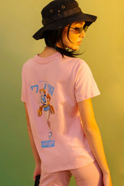 One Piece x OXGN Nami Regular Fit Tee With Graphic Print