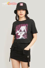 OXGN x Pretty Guardian Sailor Moon Boxy Graphic T-Shirt