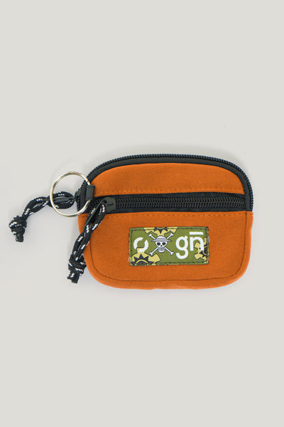 One Piece x OXGN Coin Purse With Woven Patch