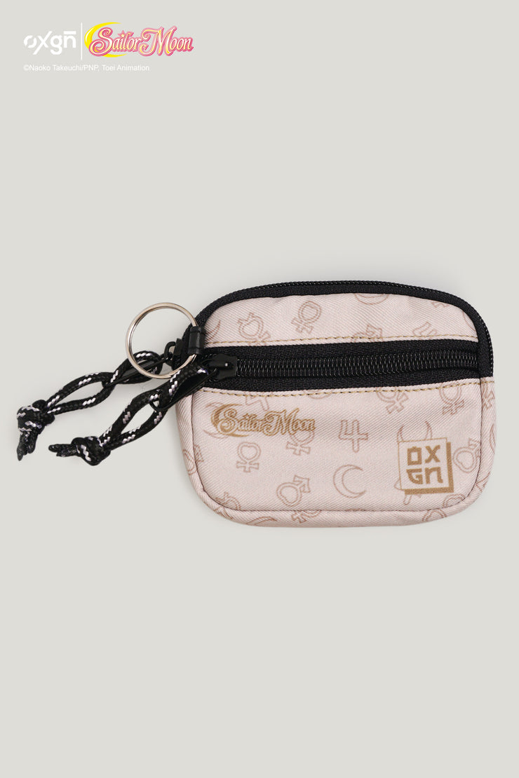 OXGN x Pretty Guardian Sailor Moon Coin Purse with All Over Print