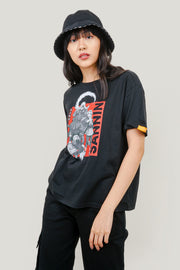 Naruto Shippuden x OXGN Sannin Oversized Fit Tee With Special Print