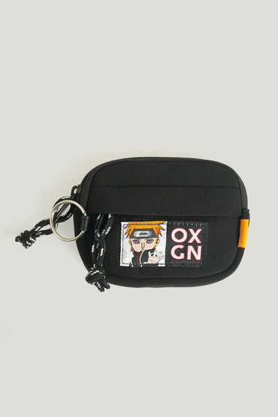 Naruto Shippuden x OXGN Pain Coin Purse With Woven Patch
