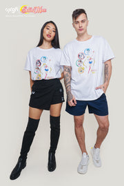 OXGN x Pretty Guardian Sailor Moon Unisex Graphic Tee