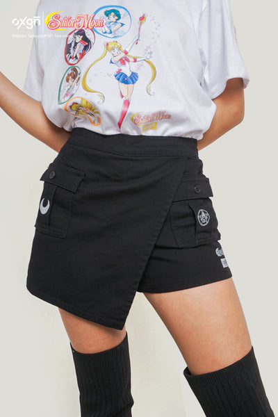 OXGN x Pretty Guardian Sailor Moon Skort With Graphic Print