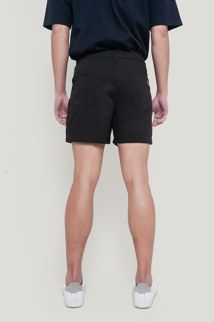 COED Unisex Shorts With Embroidery