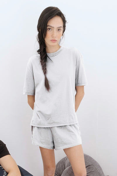 Premium Threads T-Shirt and Shorts Set