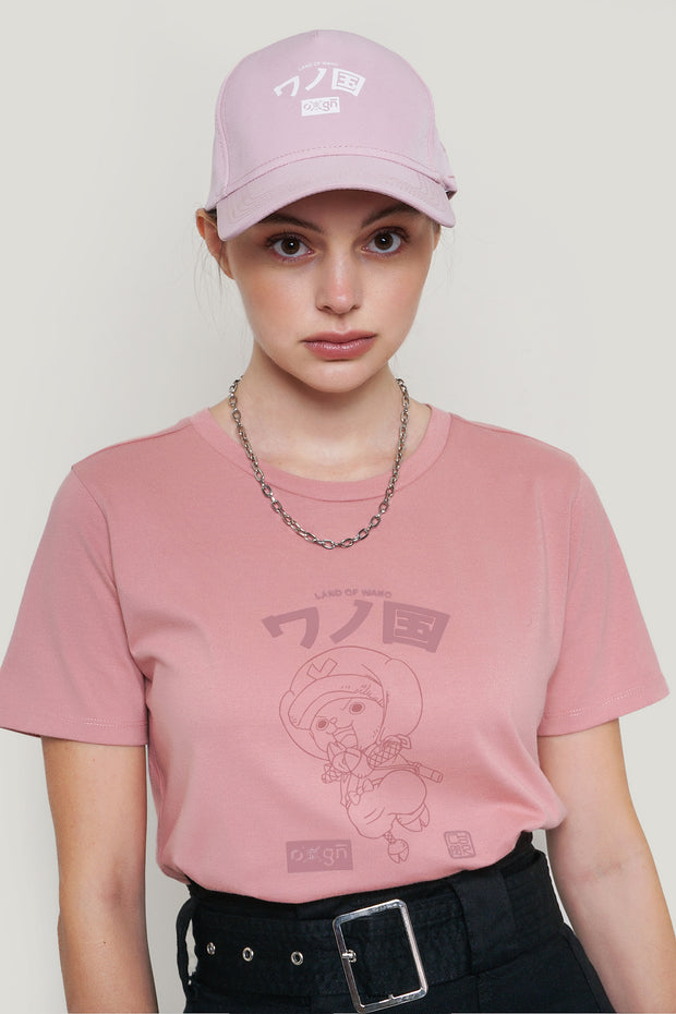 One Piece x OXGN Chopper Regular Fit Graphic Tee