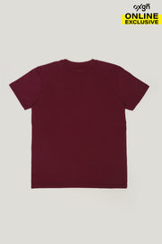 [Online Exclusive] Men's Premium Threads Easy Fit Tee With Taping