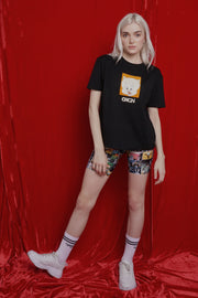 Looney Tunes Oversized Fit Tee With Special Print