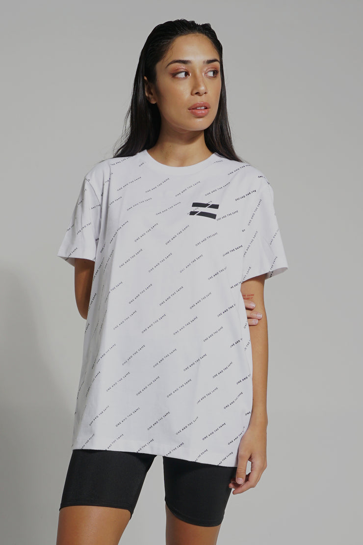 COED Fit Tee With All-Over Print