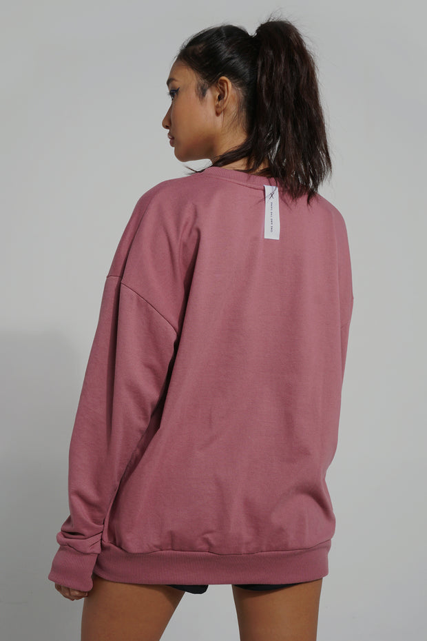 COED Pullover With Pocket Detail