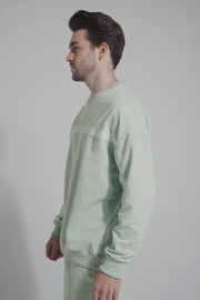 Premium Threads Pullover With Contrast Trim
