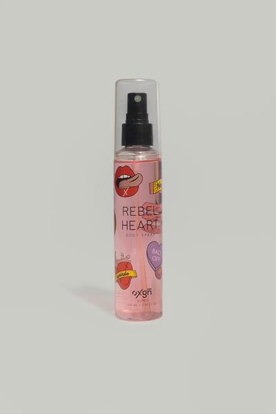 Rebel Heart Body Spray for Women