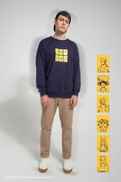 One Piece Stampede Pullover With Special Print