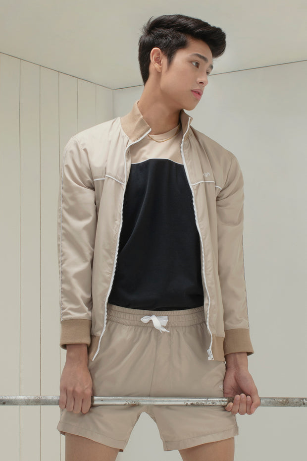 Premium Threads Track Jacket With Piping