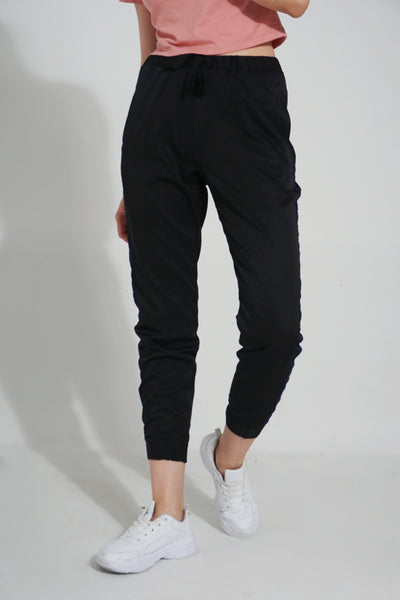 Track Pants With Side Tape