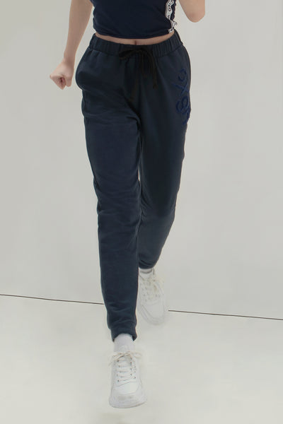 Premium Threads Trackpants With Logo