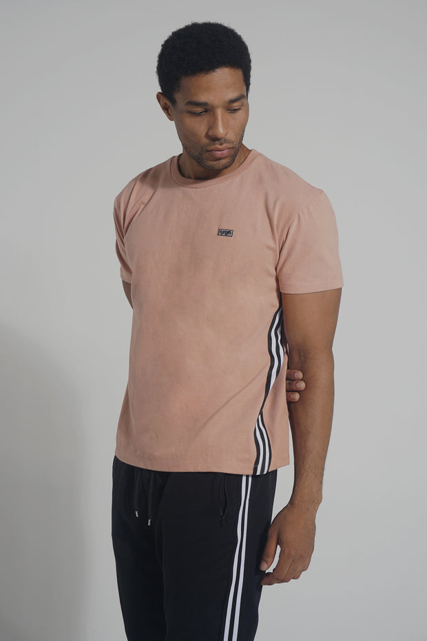 Premium Threads Easy Fit Tee With Contrast Trim