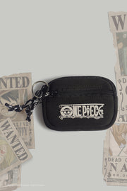 One Piece Coin Purse With Graphic Print