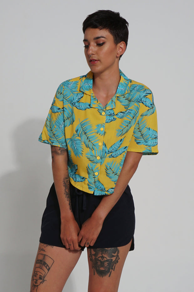 Printed Resort Shirt
