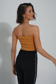 Tube Top With Logo