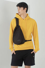 Premium Threads Hoodie With Side Zipper Detail