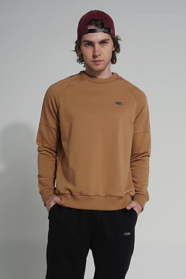 Premium Threads Pullover With Shoulder Taping