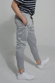 Premium Threads Track Pants With Pin tuck detail