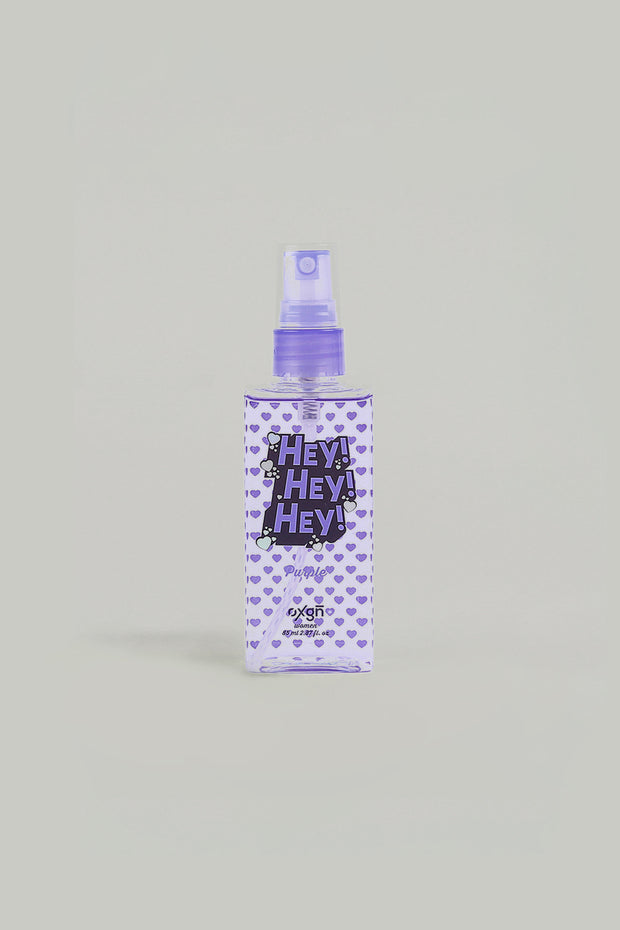 Hey! Hey! Hey! Purple Body Spray for Women