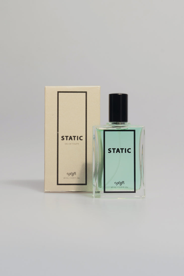 Static Eau de Toilette for Men