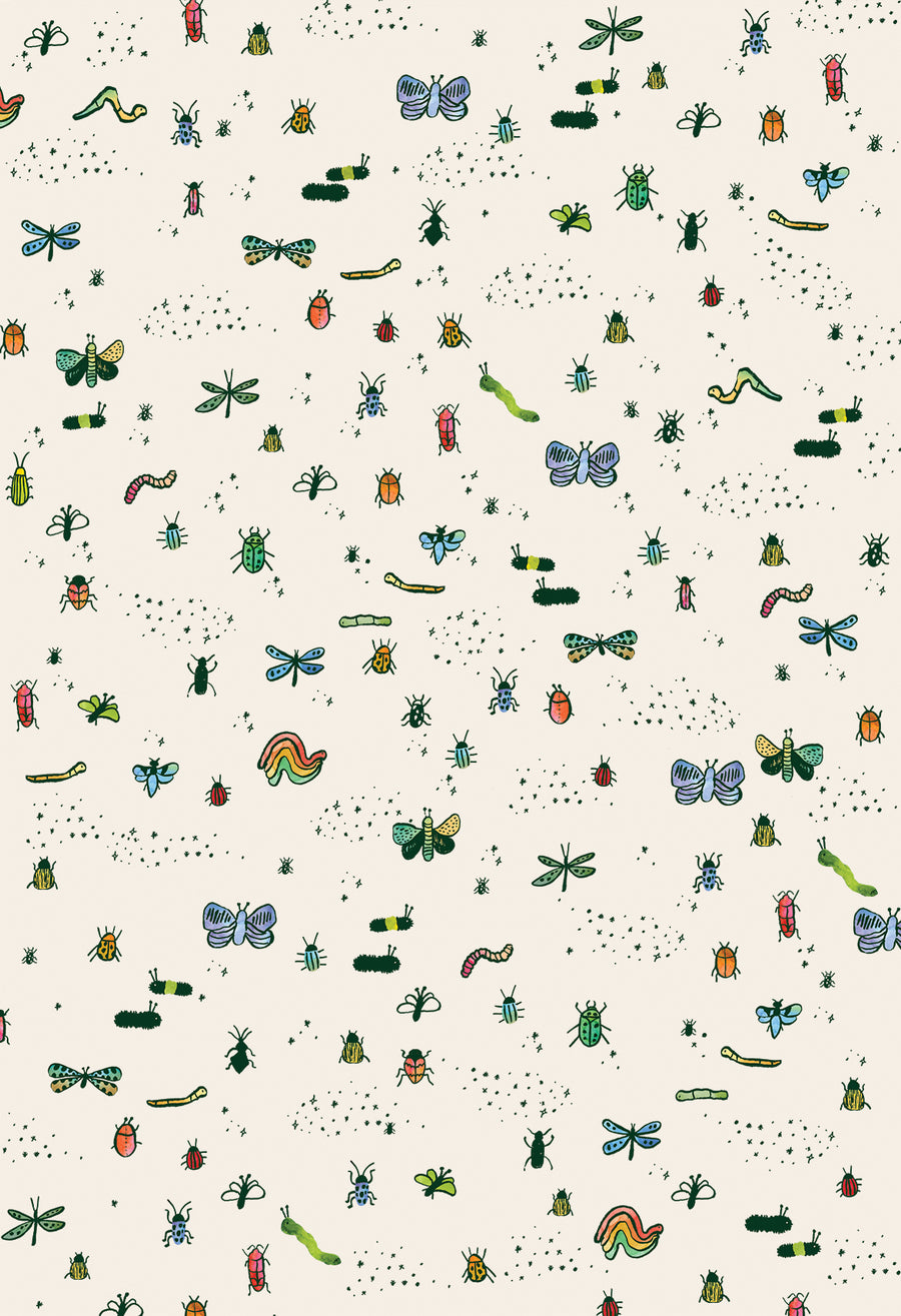 Bugs Gift Wrap Sheets