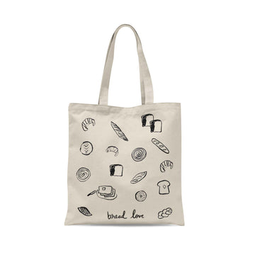 Bread Love Tote Bag