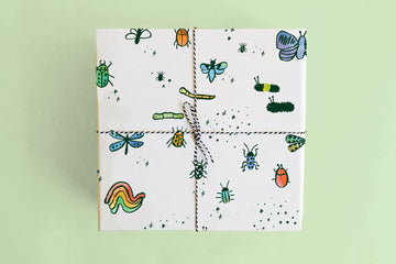 Bugs Gift Wrap - 3 Sheets