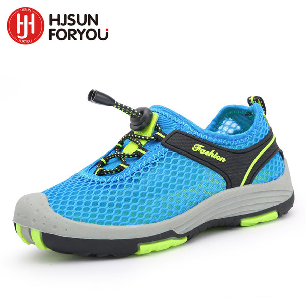 2018 New Children shoes size 28-40 boys fashion sneakers girls sport running shoes kids breathable casual trainers outdoor shoes