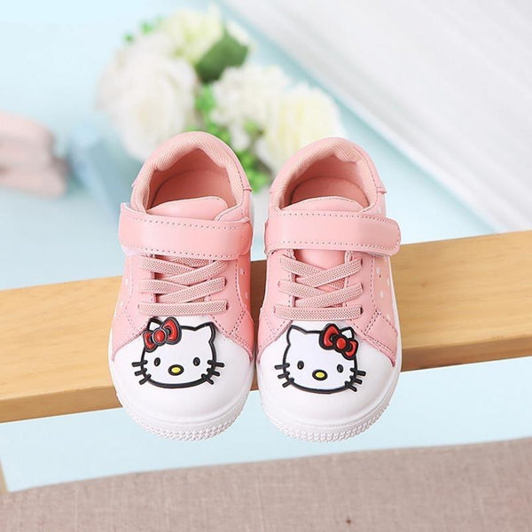 HaoChengJiaDe Children Shoes Boys Sneakers New Brand Design Sport Breathable Girls Shoes Toddler Shoes Running Shoes Size 21-30