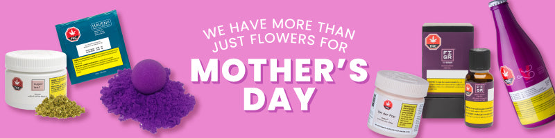 More than just flowers for Mother's Day