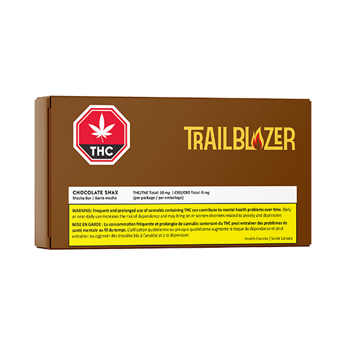 Trailblazer Snax Chocolate Bar - Trailblazer Snax Chocolate Bar