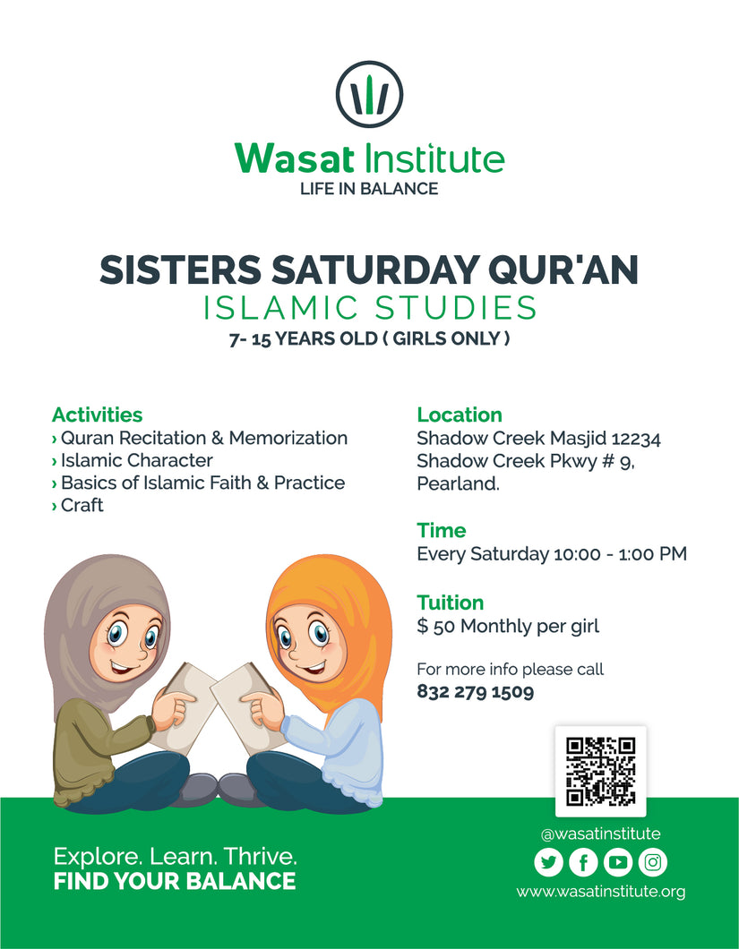 Sisters Saturday Qur'an
