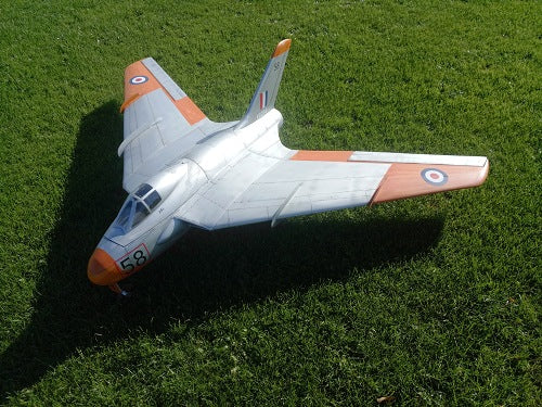 "DH108""Swallow"" Airplane Kit - RC-builder"