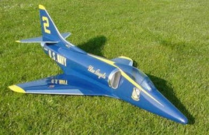 "A4 ""Skyhawk"" Airplane Kit - RC-builder"